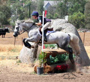 WildWych Eclipse competing at an Event